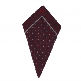 Pocket Square Isaia FZ0005 FZ190