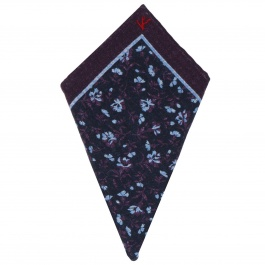 Pocket Square Isaia FZ0005 FZ199