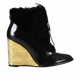Heeled booties Paloma Barcelò CKHG AM