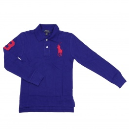 Camiseta Polo Ralph Lauren Boy 323674266