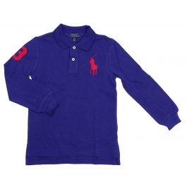 T-shirt Polo Ralph Lauren Kid 322670258