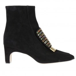 Heeled booties Sergio Rossi A78930 MFN166