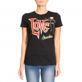 T-shirt Moschino Love W4F7322 M3517