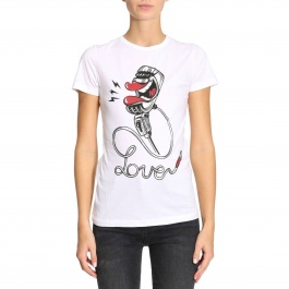 T-Shirt Moschino Love W4F7324 M3517