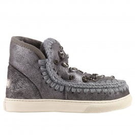 Flat ankle boots Mou ESKIMO SNEAKERS