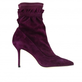 Heeled booties Benedetta Boroli BROLETTO