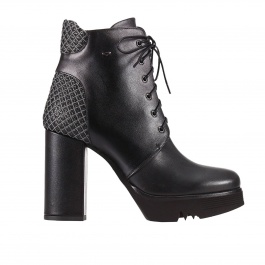 Heeled booties Alberto Guardiani 37121 BTX