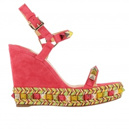 Wedge shoes Christian Louboutin 1180101