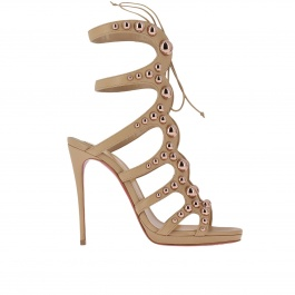Heeled sandals Christian Louboutin 1180765