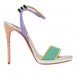 Heeled sandals Christian Louboutin 1180755