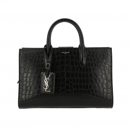 Сумка с короткими ручками SAINT LAURENT 504924 DZE0E