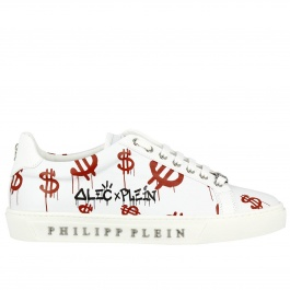 Baskets Philipp Plein MSC1049 PLE075N