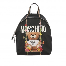 Backpack Moschino Couture