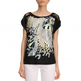 T-shirt Just Cavalli S04GC0272 N21306