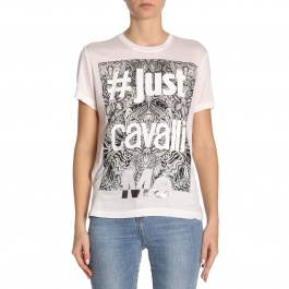 T-shirt Just Cavalli S04GC0276 N21306