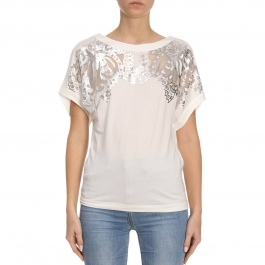 T-shirt Just Cavalli S04GC0285 N21303