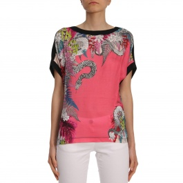 T-shirt Just Cavalli S04GC0278 N39050