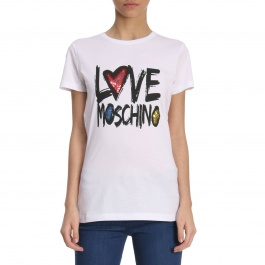 T-Shirt Moschino Love W4F7331 M3897