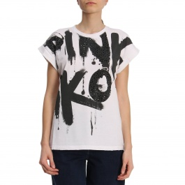 T-shirt Pinko 1G137J-Y4C5 FAXARE
