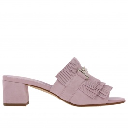 Heeled sandals Tod's