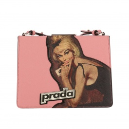 Mini sac à main Prada 1BK046 2ECQ