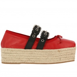 Wedge shoes Miu Miu