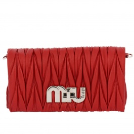 Mini bag Miu Miu 5BF080 N88