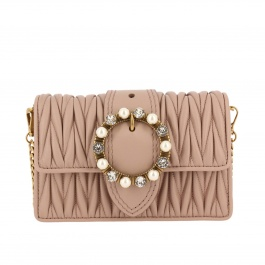 Mini sac à main Miu Miu 5BL001 N88