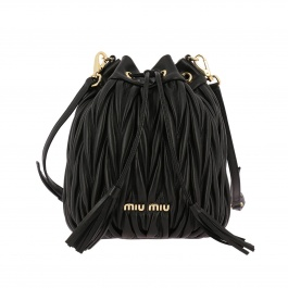 Mini sac à main Miu Miu 5BE014 N88