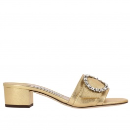 Heeled sandals Jimmy Choo GRANGER 35 IVB