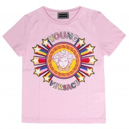 Camisetas Versace Young YVFTS238 Y0005