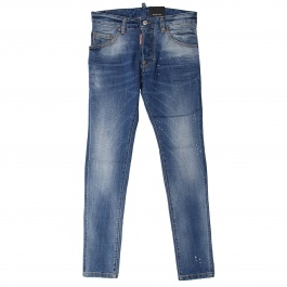 Jeans Dsquared2 Junior DQ021D D00RE
