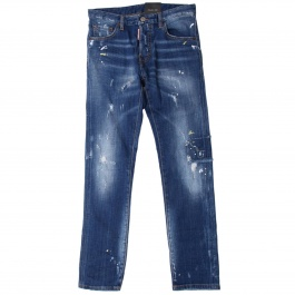 Jeans Dsquared2 Junior DQ01PW D00R2
