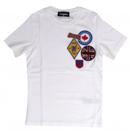 T-Shirt DSQUARED2 JUNIOR DQ02LW D00RI