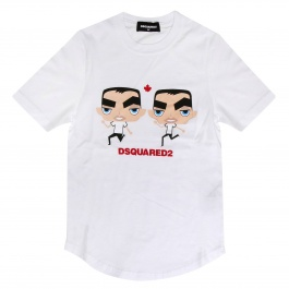 T-Shirt DSQUARED2 JUNIOR DQ02LX D00MN