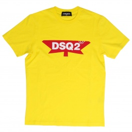 T-shirt Dsquared2 Junior DQ02M0 D00MN