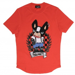 T-Shirt DSQUARED2 JUNIOR DQ02LY D00MN
