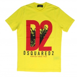 T-Shirt DSQUARED2 JUNIOR DQ02M1 D00MN