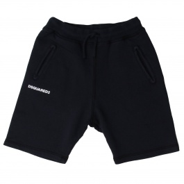 Брюки DSQUARED2 JUNIOR DQ02NL D00MT