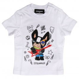 T-shirt Dsquared2 Junior DQ02P8 D00MM