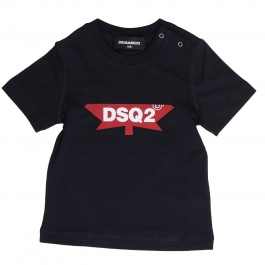 Футболка DSQUARED2 JUNIOR DQ02P5 D00MM