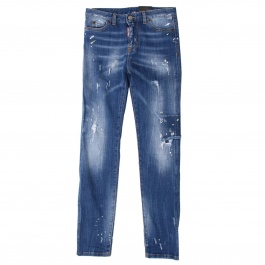 Jeans Dsquared2 Junior DQ01DX D00R2