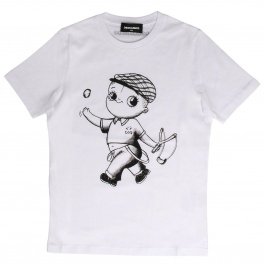 Футболка DSQUARED2 JUNIOR DQ02M9 D00A8