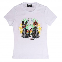 T-shirt Dsquared2 Junior DQ02PW D00MM