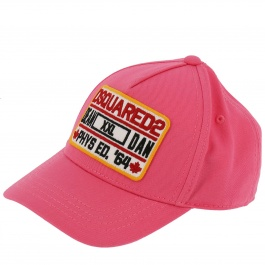 Cappello bimba Dsquared2 Junior DQ02RG D00I8
