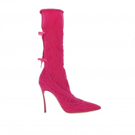 Heeled ankle boots Casadei 1R680H100. MARN