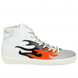 Sneakers Leather Crown WFIRE