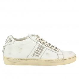 Zapatillas Leather Crown W_ICONIC