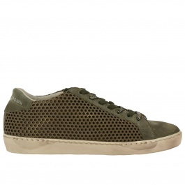 Zapatillas Leather Crown MLC83