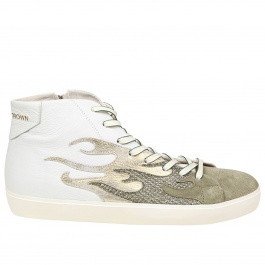 Sneakers Leather Crown MFIRE